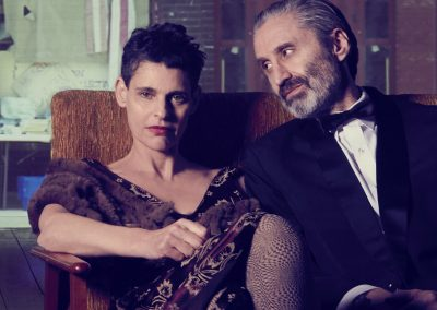 Deborah Conway & Willy Zygier