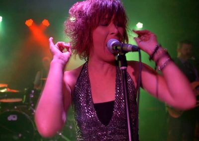 Sarah Gardner – Disco Inferno